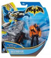 Batman Deathstroke - Blaster BHC76 - BHC66 di Mattel