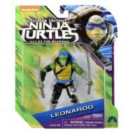 Tartarughe Ninja Movie– Fuori Dall'Ombra – Leonardo personaggio 12 Cm TUV71000