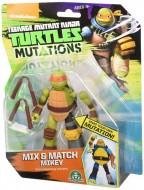 Tartarughe Ninja, Mix & Match Michelagelo 10 cm di Giochi Preziosi TUM03111