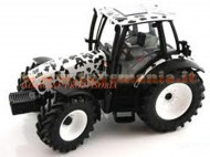 UNIVERSAL HOBBIES 2 PEZZI UH LIMITED EDITION SCALA 1/32 DEUTZ AGROTRON TTV COW E PEECON BIGA 4182