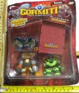 Gig Gormiti blister 3 pz Elemental Fusion 7 ass