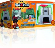 IMC Toys 30091 - Invizimals Playset Alliance Base con Un Personaggio Speciale