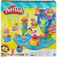 Hasbro B1855EU4 Play-Doh- Hasbro La Giostra Dei Cupcake nuovo modello