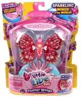 Little Live Pets 28052 - Set di farfalla che muove le ali e fiore di ciliegio - CHERRY BLOSSOM
