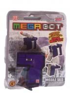 MEGA BOT - MEGABOT GRANDI GIOCHI - CREA IL TUO ROBOT MODELLO NUMERO 7 - MISSILE SILO