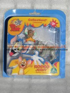 !!!! GIOCHI PREZIOSI TOM E JERRY !!! TOM and JERRY ACTION FIGURES  jerry e Spike in rodeo jerry BLISTER 2 PEZZI, COD CCP 15054