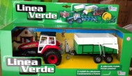 Teorema Linea Verde  set trattori in plastica