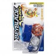 Beyblade - Burst Trottola con Lanciatore Roktavor R2  di Hasbro B9489-B9486