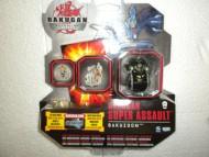 !!!!Siamo un riferimento nella vendita di bakugan!!!! Bakugan - Super Assault ,bakugan gundalian invaders modello BAKUZOOM NERO super assault cod 12508