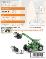 Ros Merlo  Multifarmer 30.9 top 2 cod 00096 scala 1/32