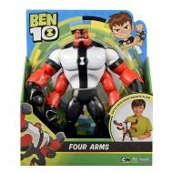 Personaggio Gigante Ben 10 - Four Arms di Giochi Preziosi BEN02000