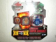 !!!!Siamo un riferimento nella vendita di bakugan!!!! Bakugan - Super Assault ,bakugan gundalian invaders modello Bakucylone blu super assault  cod 12508
