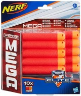 Ricarica 10 Dardi per Nerf Mega, A4368 di Hasbro