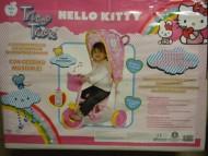 !!!!GIOCHI PREZIOSI !!!!!TRICCO SMART ,TRICICLO IN METALLO CON MANIGLINE STERZANTE DI HELLO KITTY COD 22157