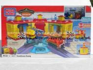 !!! Chuggington  !!!!! Chuggington Roundhouse Racing , Chuggington la casa rotonda ,MEGA BLOKS COD 96627, giocattoli , toys , BRINQUEDOS ,JUGUETES , JOUETS