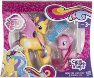 My Little Pony, PRINCESS GOLD LILY & PINKIE PIE A9883-A2004 di Hasbro