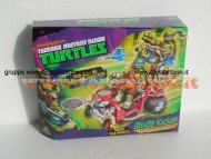 tartarughe ninja turtles ninja veicoli lanciadischi modello grass kicker della giochi preziosi originale gpz 940504