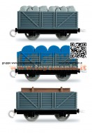THOMAS TRACKMASTER TROUBLESOME TRUCKS  Y2025 COD 8669