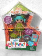 GIOCHI PREZIOSI !!!! MINI LALALOOPSY !!! LALALOOPSY MINI SUGAR AND SPICE  ,PERSONAGGIO  , JELLY WIGGLE JIGGLE ,  COD 12180