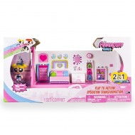 Powerpuff Girls - Flip to Action Playset by Power Puff Girls