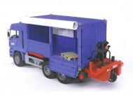 Bruder Camion trasporti