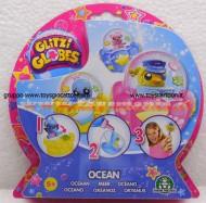 GLITZI GLOBES GIOCATTOLO BLISTER CON 3 PERSONAGGI MODELLO OCEAN COD NCR12005