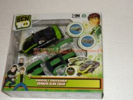 NOVITA' !!!! Ben Ten , Ben 10 !!!!! , ultimate alien auto di mark 10 o auto di kevil eleven 2 in 1 veicoli crasher cod 37966