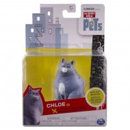 The Secret Life Of Pets PERSONAGGIO CHLOE IN BLISTER PERSONAGGIO CON TESTA SNODATA