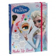 FROZEN MAKE UP BOOK - LIBRO DEI TRUCCHI DI FROZEN GIOCHI PREZIOSI GPZ18492