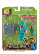 Minecraft Diamond Steve, Figurina NCR16560