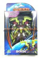 Robot da collezzione Hiridion ,Hyridion  personaggio SYNTH  toys , BRINQUEDOS ,JUGUETES , JOUETS , giocattolo COD 11221