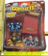 Gig Gormiti blister 3 pz Elemental Fusion 1 ass