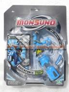 !!!! Monsuno !!! Novita' Monsuno PERSONAGGIO  QUICKFORCE , toys , BRINQUEDOS ,JUGUETES , JOUETS , giocattolo COD 14531