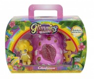 Giochi Preziosi - Glimmies Rainbow Friends Glimhouse, Cespuglio con Glimmies, Slowenne