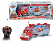 Majorette 213089593 - Cars RC Mac Truck Ice Radiocomandato, Scala 1:24, 46 cm