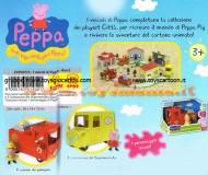 PEPPA PIG IL CAMIONCINO DEL SUPERMERCATO CON 1 PERSONAGGIO I VEICOLI DI PEPPA PIG COD CCP 03773