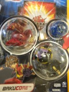 Giochi Preziosi   Bakugan  Bakucore serie 6  modello 2