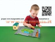 Thomas Mattel-Playset Sempre con Te Thomas sogg.2 NEGOZIO DELLE VERNICI DI SODOR W9325 COD R9111