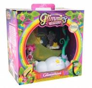 Glimmies Rainbow Friends Glimwheel con Mini Doll Esclusiva di Giochi Preziosi  GLN05010