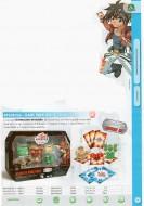GIOCHI PREZIOSI !!!!BAKUGAN GUNDALIAN INVADERS!!!!!! NUOVE PALLINE BAKUGAN NUOVI MODELLI GAME PACK ASS 5 SERIE 3 COD 8266