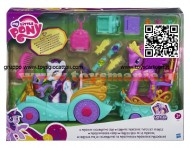 My Little Pony: Carrozza Per Le Celebrazioni Da Principessa My Little Pony A399E240 - Carrozza della principessa Twilight Sparkle