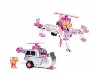 Paw Patrol Veicoli Flip and Fly con Personaggio Skye di Spin Master 6037883