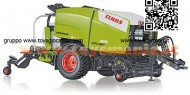 WIKING ARTICOLO: WIKING 77320 SCALA: 1/32 TIPO: PRESSA CLAAS ROLLAND 455 UNIWRAP WIKING 07320