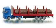 SIKU MODELLINO  camion TRASPORTO legna COD 1659 SCALA 1/87