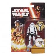 Star Wars: The Force Awakens, Flametrooper del Primo Ordine 9,5 cm di Hasbro B3969-B3963