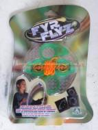 GIG - Fyrflyz, Fyrflyz ,toys,giocattoli , Fyr Flyz - Blister 1 Pz colore verde  novita' cod 1634