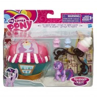 My Little Pony  Fim, il chiosco dei gelati con Twilight Sparkle di Hasbro B3597
