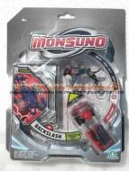 !!!! Monsuno !!! Novita' Monsuno personaggio  BACKSLASH toys , BRINQUEDOS ,JUGUETES , JOUETS , giocattolo COD 14531
