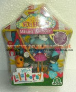 NOVITA' MINI LALALOOPSY SILLY FUN HOUSE GIOCHI PREZIOSI !!! MINI LALALOOPSY  MARINA ANCHORS CON ACCESSORI  GPZ12194