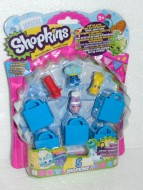 SHOPKINS BLISTER 5 SHOPKINS 13 SERIE 56003